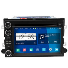 Winca S160 Android 4.4 Car DVD GPS Head Unit Sat Nav for Ford Edge / Expedition / Fusion / Shelby GT500 / Mustang 2007 - 2009