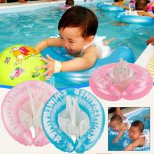 Water Sport Baby Swimming Ring Safety Swimming Pool Bath Beach Float Swim Ring Strap Fasten Trainer Aid
