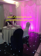 The Hottest Starlit Wedding Party Dancing floor/LED Dance Floor With Twinkling for stage(China)