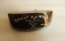 TP MILLS SCOUT TOURING PRO MODEL with CNC milled golf putter head(China)