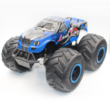 Large Off road Climber RC Truck 1:8 scale 4WD 10-15KM/H High Speed Electric Power Radio Remote Control RC RTR Truck Racing Car(China)