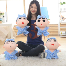 35cm Crayon Shinchan Lovely  Plush Doll Toys Kawaii  Plush Toy  Soft Stuffed Toys Doll Children Kids Playmate 8 styles