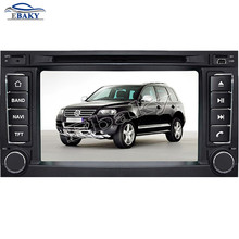 NaviTopia 7inch Car DVD Player for VW TOUAREG 2002 2003 2004 2005 2006 2007 2008 2009 2010 With Radio Audio/Bluetooth/GPS/maps