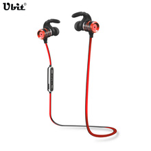 Ubit S3 Bluetooth Wireless Stereo Earphone Headset Sweatproof V4.1 Sports Earphones Microphone iPhone Smartphone - China store