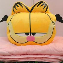 2pcs/lot Plush doll Garfield dolls Garfield hold pillow cushion plush toy Gifts For Children free shipping