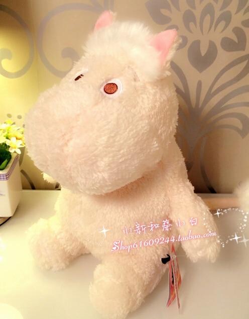 Moomin - Hoa Hoa Moomin Plush Doll Lovely Hippo Pillow 23cm Plush Toys<br><br>Aliexpress