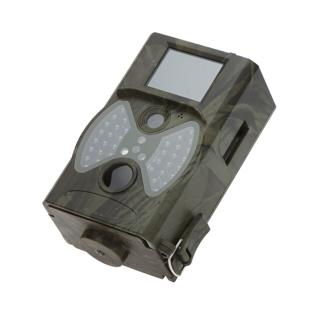12 Languages HD Digital Infrared Scouting Camera 12MP Trail Camera Portable Wildlife Hunting Camera 940nm IR LED (8)