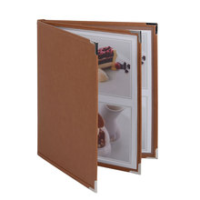 50pcs/lot Restaurant Menu Covers A4 Size Wine List Menu Folders PU Leather Coffee Bar List Holders Support Customized
