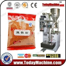 relay Automatically measuring volume, making bags, filling, sealing honey sachet packing machine