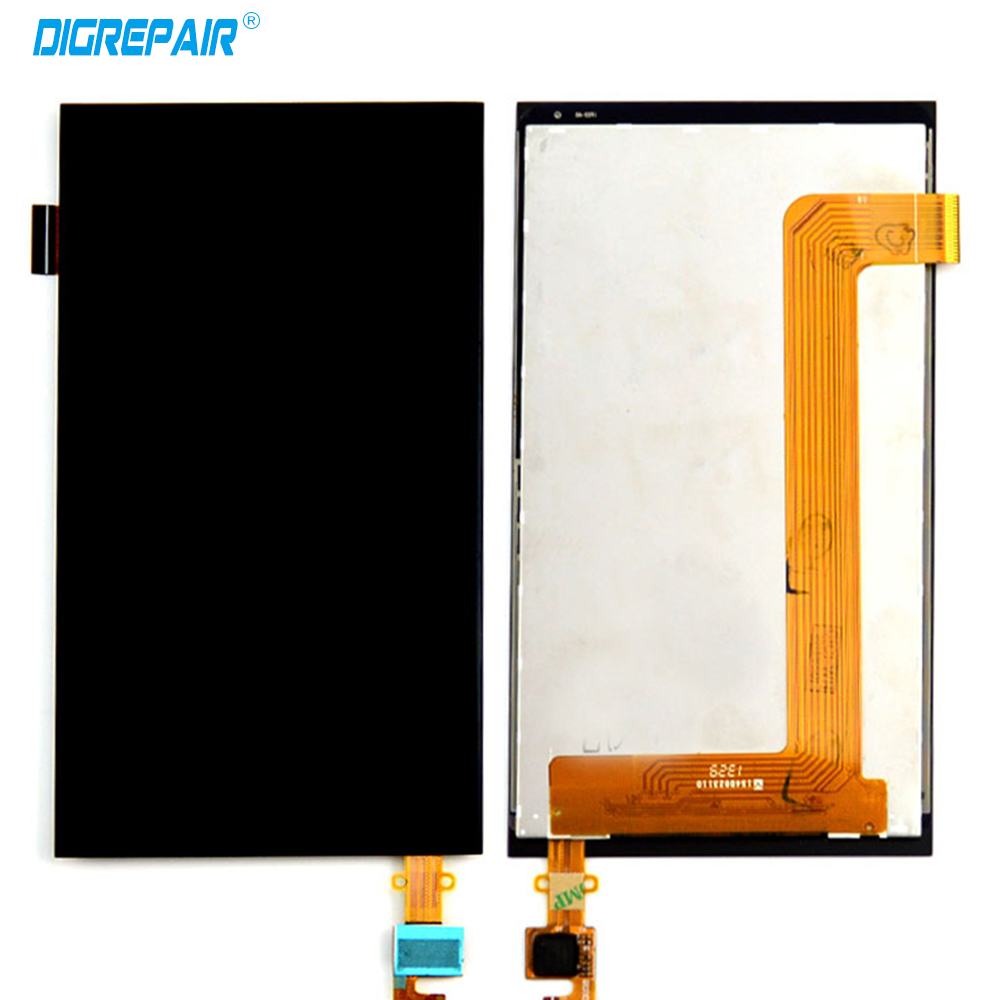 DigRepair LCD Display with Touch Screen Digitizer Assembly For HTC Desire 620, free shipping +Tracking No(China)