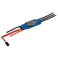 New Original ZTW Beatles 40A 2-4S LiPo Battery Brushless ESC with 5V/3A BEC for 400-500 Class Fixed-wing RC Airplane