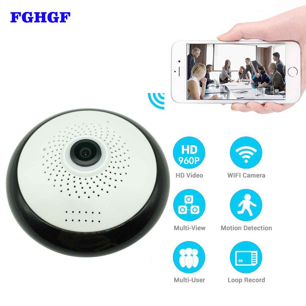 FGHGF 1.3MP Wifi IP Camera wi-fi support AP mode 960P IP Network Camera wireless CCTV WIFI P2P IP Camera 1280*960P<br>