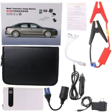 Multi-function 20000mAh Portable Car Jump Starter Booster Charger Battery Power Bank 12V Cigarette Lighter Auto Jump Start(China)