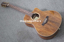 New brand Koa Series B band Pickup Electric Acoustic guitar