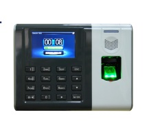 Biometric fingerprint reader with printer outpu t/Electronic time recorder with WiFi/Fingerprint KA100(China)
