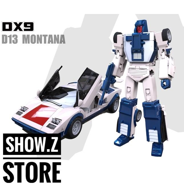 New Transformers DX9 Attila D16 Henry Wildrider Menasor Figure In Stock