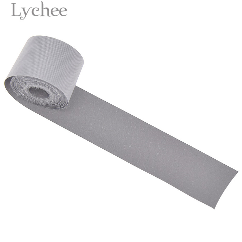 Back To Search Resultshome & Garden Bright Silver Reflective Sewing Material Piping Fabric Strip Edging Braided Trim 10mm Top Quality Cool In Summer And Warm In Winter