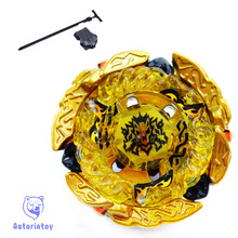 1pcs Beyblade Metal Fusion 4D set BB99 Hell Kerbecs BD145DS kids game toys children Christmas gift with Launcher(China)