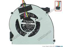 Brand new and original cpu fan for HP Elitebook 2560 2560P laptop fan , MF60120V1-C230-S9A DFS451205MB0T FA5T 651378-001