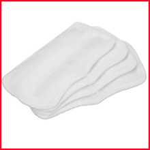 Free Shipping! 4pcs per set Microfiber Pads compatible with Shark Steam Mop S3250 S3101 S3251