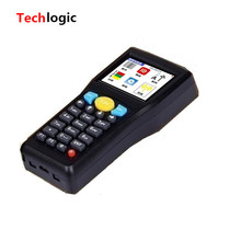 Laser barcode scanner mini terminal handheld PDA for warehouse inventory logistics supermarket POS system barcode scanner