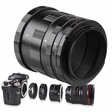 EACHSHOT Manual Macro Extension Tube Lens Ring Adapter DSLR Camera for Canon 1100D,1000D,650D,600D,550D,500D 9mm 16mm 30mm Lens(China)