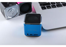 Original Music Angel MD06D Music Sound Box Wireless Portable Speaker for Computer/MP3/Tablet Sound Box Wireless Portable Speaker(China)