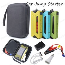 Original Portable 12000mAh Car Jump Starter and Charger for Electronics Mobile Device Laptop Auto Engine Emergency Battery Pack