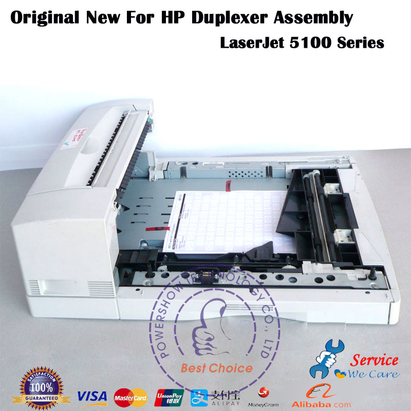 Original New Duplexer Assemlby Q1864A For HP5100 HP 5100 LaserJet 5100 Series