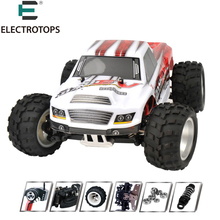 70KM/H WLtoys A979-B RC Car High Speed Monster Trucky RC Vehicles 4WD 1/18 2.4G Radio Control Off-Road RTR A979 Upgrad version