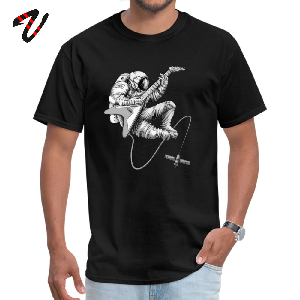 comfortable Satellite Radio Men T-Shirt Cheap Summer/Autumn Short Sleeve Round Collar 100% Cotton Tops T Shirt Tops Shirts Satellite Radio -29348 black