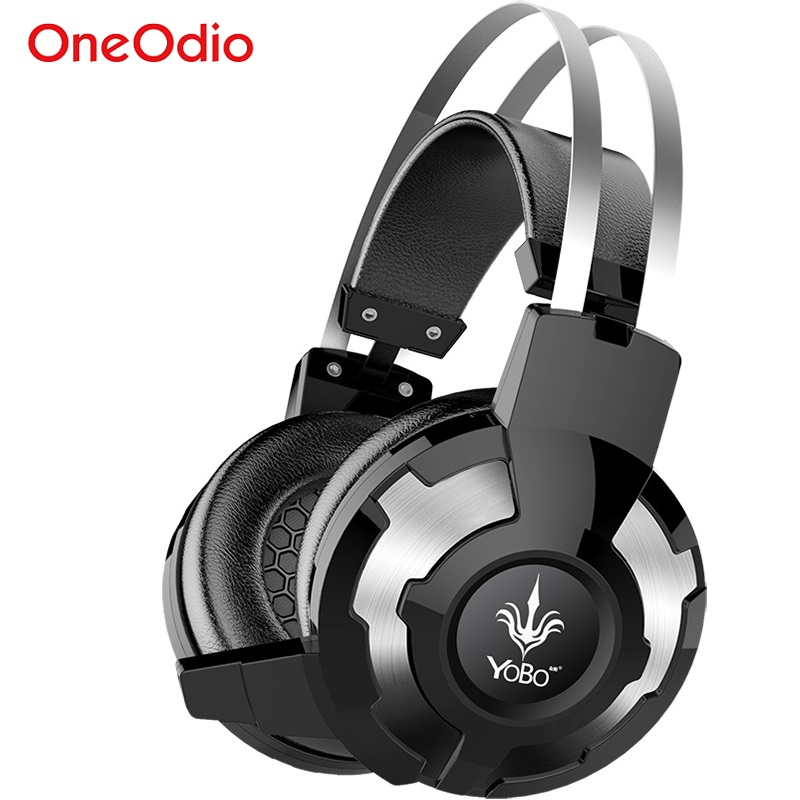 Game Headset For Xbox one Wired E-Sport Headphones For PS4 Game Headset With Microphone E-Sport Headphones For PC Computers New<br><br>Aliexpress