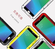Gorilla Glass Aluminum Metal Protective Case Cover for Oppo Find R9 Plus (water/dir/shock Proof ) Non-slip Design Case Metal