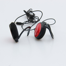 With LOGO! New Hot 3.5mm Ear Hook Headphone Headsets Phone Earphones For IPHONE Samsung Sony for ipad 2 3 4 mp3 mp4 XIAOMI 4