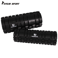 yoga column deep massage to relax the muscles large foam roller relax column 4colors gym fitness sporting equipment(China)