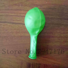 "Hot Fruit Green Air Ball 10 ""1.5g Balloon Birthday Decoration Party Charging Ball Latex Balloon Helium Balloon Supplier"
