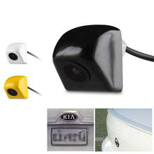 Waterproof Night Vision HD CCD Wide Viewing Field Car Rear View Backup Reverse Camera Black Yellow White for Ford Toyota VW Fiat