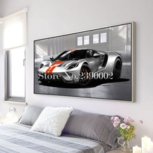 "Diamond Painting Full Square Diamond ""Beauty & Automobile Racing"" 3D Car Embroidery Cross Stitch Rhinestone 5D DIY Mosaic Decor"