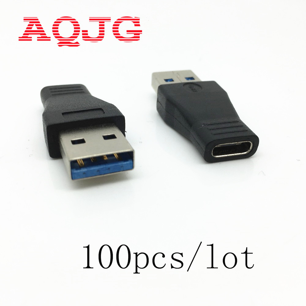 USB-Female-to-USB-3-0-Male-Port-Adapter-Connector-USB-3-1-Type-C-to