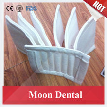 High Quality 1 SetDental Vacuum Dust Extractor Accessories Non-woven Fabrics Filter Bags for Dust Extraction in Dental Labs(China)