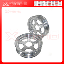"MKE005 Monkey Bike 10 inch Rim 10"" rim for Monkey motorcycle aluminum alloy rim felly 2.75-10"