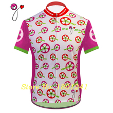 2017 cycling jersey WOMEN lady wear bike riding clothing white green pink maillot ropa ciclismo nowgonow hot road funny Lovely(China)