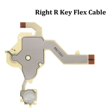 High Quality For PSP Right R Key Flex Cable Replacement Repair Part For Sony For PSP 3000 3001 Game Accessories