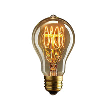 A19 Lovely Bulb E27 Incandescent Vintage Light Bulb,Household/Bar/Coffee Shop/Hotel /Dress Shop Retro/Classic/ Light Bulb[PD-50](China)