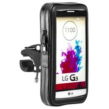 360 rotating Bike Motor Waterproof Mobile Phone Bag Case Holder For Lg G5 G4 G3 G4c 5-5.5 Inch smartphone Universal Motorcycle(China)