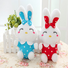Princess Bunny doll child doll dolls Bugs Bunny plush toys pressure bed doll birthday gift girls