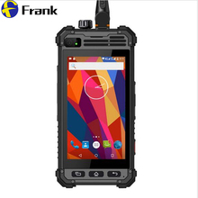 Original Runbo M1 Waterproof Phone DMR Walkie Talkie IP67 Quad Core Glonass A-GPS NFC 2GB RAM Shockproof Phone  PTT VHF/UHF