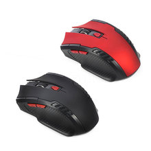 Kebidumei 2016 2.4Ghz Wireless Optical Gaming Mouse Mice 2000DPI Professional for PC Laptop Computer Good Quality(China)