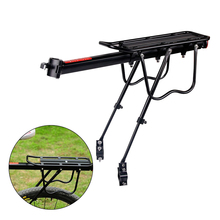 Buy Bicycle Accessories Mountain Bike Carrier Cargo Rear Rack Shelf Bicycle Luggage Rack Multipurpose Rear Carrier Rack for $35.56 in AliExpress store
