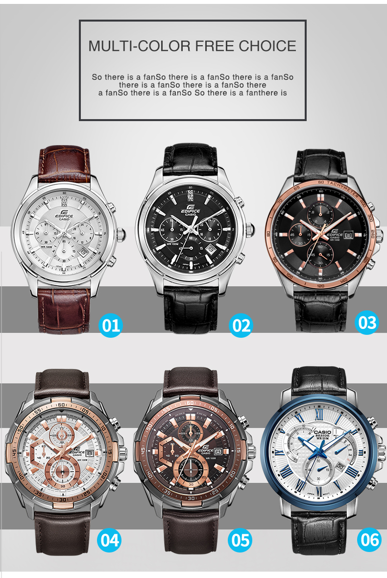 Precise Casio Couple Watch Quartz Watch Mens And Womens Casual Fashion Watch Hot Sale Luxury Brand Gifts Mtp-e301l-1b/ltp-v300l-1a Lover's Watches